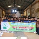 CSR pt las dengan lembaga pendidikan