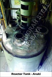 Reactor TankSurabaya, Jawa Timur