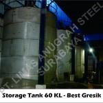 Storage Tank 60 KLGresik, Jawa Timur