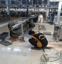 Project ConveyorSurabaya, Jawa Timur