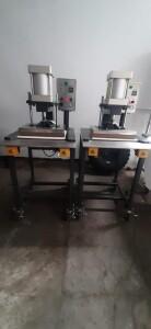 Machine flat press, mesin press, embosSurabaya, Jawa Timur