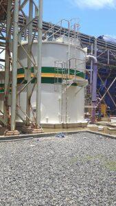 Fabrikasi Storage TankSurabaya, Jawa Timur
