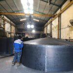 Fabrikasi Carbon Steel TankSurabaya, Jawa Timur